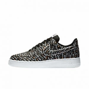 """Nike Air Force 1 '07 LV8 """"Just Do It"""" AO6296-001"""